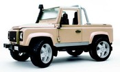 Auto Land Rover Pick Up