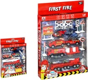 Set hasičský sada Malý hasič 2 druhy