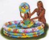 bazén 3K Holiday 59431 nafukovací 132x28cm
