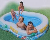 bazén Ovál 262x160x46cm