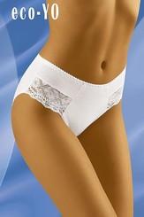 Dámské kalhotky eco-YO white
