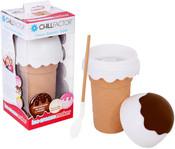 Výroba zmrzliny PLAST Malý zmrzlinář Set 2 druhy