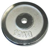 Kotouč chrom 10 kg - 30 mm