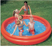 51026 bazén tříkomorový 152x30cm