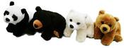 Plyšový Medvěd 18 cm sedící
