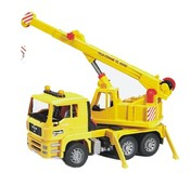 Nákladní auto MAN - jeřáb stavební