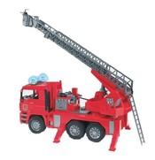 Nákladní auto MAN - požární žebřík + maják