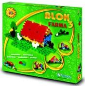 Stavebnice Blok 3 Farma 197 ks