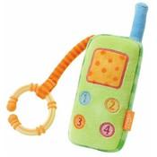 Telefon první Robos chrastítko