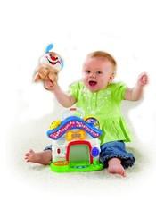Domeček s pejskem hrací