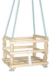 Houpačka dřevěná Baby