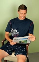 Pánské pyžamo PS 9183