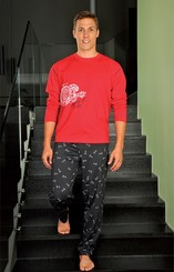 Pánské pyžamo PS 9184