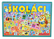 Hra Školáci