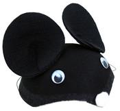 Klobouk myška s ušima