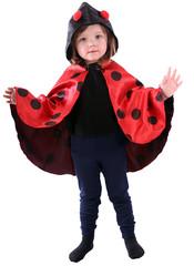 Kostým beruška - plášť