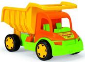 GIGANT TRUCK sklápěcí auto NEW 65005 na písek