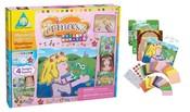 Obrázky princezny kreativní 4 ks, +3900d