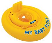 Naf plavátko žluté kulaté 70 cm od 6 měsíců - do1 roku