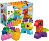DUPLO Tahací hračky 10554 STAVEBNICE