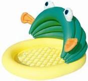 Bazén se stříškou RYBA