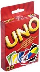 Uno karty hrací