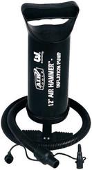 Pumpa ruční černá 30 cm