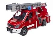 Auto MERCEDES BENZ Sprinter - požární žebřík