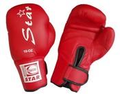 Boxerské rukavice - PU kůže vel .XS - 6 oz.