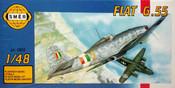 SMĚR Model letadlo Fiat G 55 1:48 (stavebnice letadla)