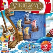 HRA SMART Vikingové v bouři