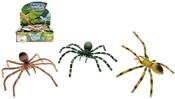 Pavouk pohyblivé nohy 7 x 16 cm