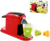 Presovač na kávu dětský kávovar Set PLAST