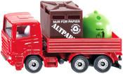 Auto recyklační Na komunální odpad Set KOV