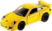 Auto Porsche 911 sportovníí KOV + PLAST
