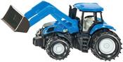 Traktor s předním nakladčem New Holland Na stavbu KOV