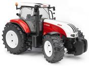 Traktor Steyr Na pole KOV