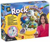 Malování na kameny Kreativní sada Zdobení kamenů
