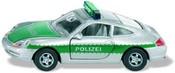 Auto dálniční policie PORSCHE kovové 1416