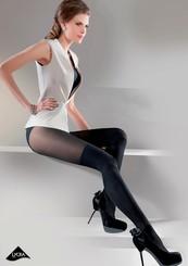 Punčocháče dámské vzor Rita 387 Gabriella