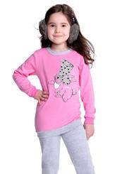 Dětské pyžamo s obrázkem zajíce