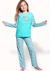 Dětské froté pyžamo s obrázkem ovečky