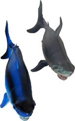 Žralok 34cm 2dr.