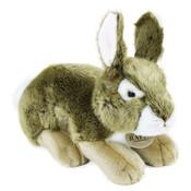 Plyšový králík hnědý 25cm