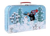 Kufr Krtek zima velký