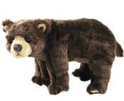Plyšový medvěd stojící 40 cm