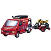 Auto Renault Trafic ENDURO stavebnice MS49 0102-49