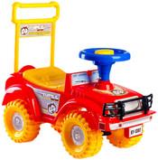 Odrážedlo / odstrkovadlo auto Hot jeep červené