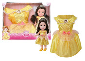 Kostým Disney a princezna Bella, Kráska