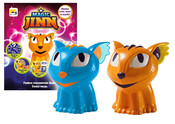 Figurka MAGIC JINN, 2 druhy